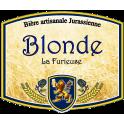 Bière Blonde La furieuse 75cl