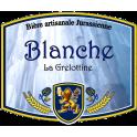 Bière Blanche La Grelottine 75cl