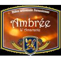 Bière Ambrée L'Amarante 75cl