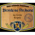 Bière Blonde double au Vin Jaune 75cl